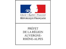 logo préfet ARA
